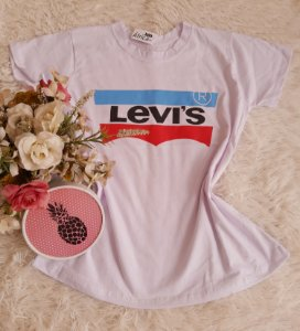 Camiseta Atacado  Levi's Branco