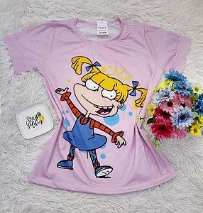 T-Shirt No Atacado Angelica