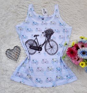 Regata No Atacado Bike Flores