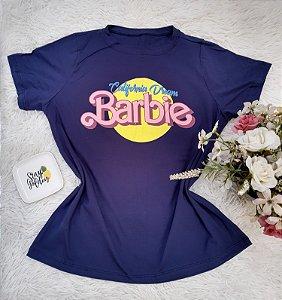 Camisa  No Atacado Barbie Marinho