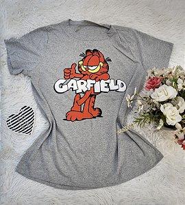 Camisa  No Atacado Garfield Cinza