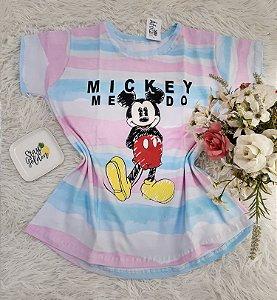 Camiseta No Atacado Mickey Me Do