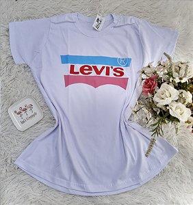 Camiseta No Atacado Levis Branco