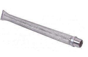 FILTRO BAZOOKA EM INOX 304  (bazooca ou bazuca)