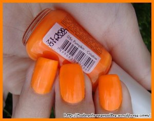 Esmalte PUMPKIN - Top Beauty