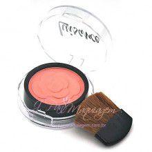Blush rosado + pincel - Luisance