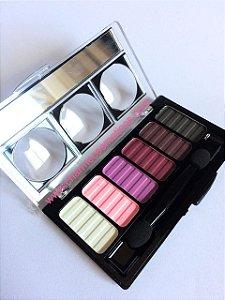 Paleta de sombras 6 cores - Playboy
