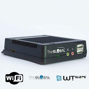 Thin client Weeclient Plus 512mb com Wtware e SDcard e Wifi