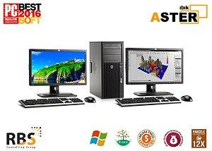 Multiterminal de baixo custo - ASTER  Pro-2  (para 2 Usuários)
