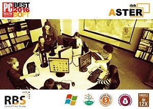 Multiterminal de baixo custo - ASTER  Pro-6  (para 6 Usuários)