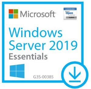Windows Server Essentials 2019 Acadêmico - WinSvrEssntls SNGL LicSAPk OLP NL Acdmc