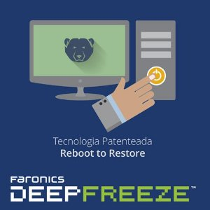 Deep Freeze Standard - Para Microsoft Windows - Subscrição de 3 anos