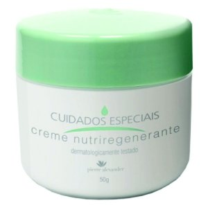 Creme Nutrirregenerante - Pierre Alexander 50g