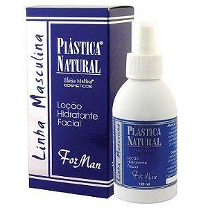 Plástica Natural For Man - Hidratante Facial - Eloisa Medina - 120ml