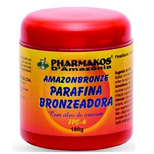 Parafina Bronzeadora - Amazonbronze - Pharmakos - 180g