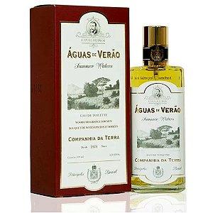 Perfume Águas de Verão Cavalheiros 100 ml Companhia da Terra