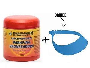 Parafina Pharmakos 180g - Viseira Grátis