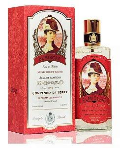 Perfume Almíscar 100ml Cia da Terra