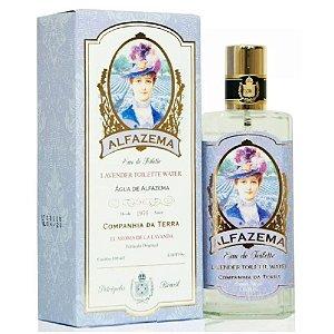 Perfume Alfazema 100ml Cia da Terra