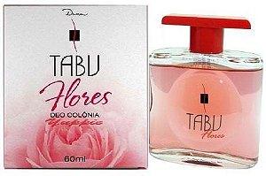 Deo Colônia Tabu 60ml Flores