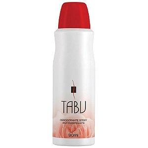 Desodorante Spray Tabu 90ml
