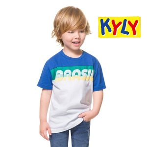 Camiseta Brasil por Kyly