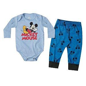 Conjunto Disney de body e calça por Marlan