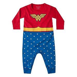 Macacão Wonder Woman por Marlan
