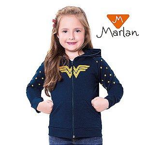 Jaqueta Wonder Woman por Marlan