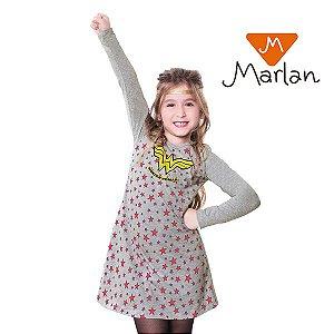 Vestido Wonder Woman por Marlan
