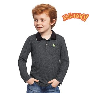 Camisa Polo Alakazoo