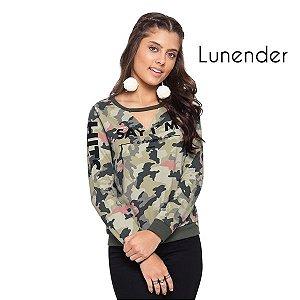 Blusão Lunender