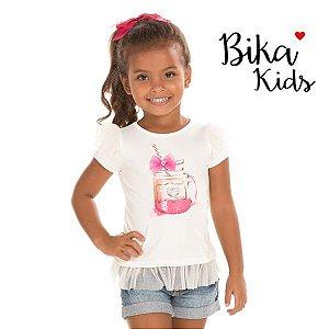 Blusa Bika Kids