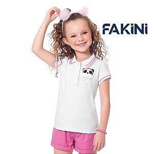 Camisa polo Fakini