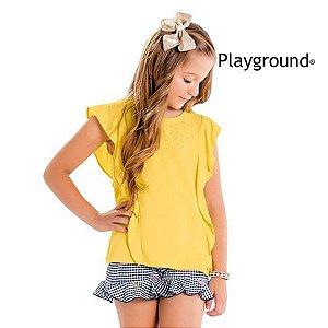 Blusa Playground