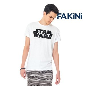 Camiseta Star Wars por Fakini