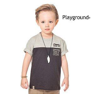 Camiseta Playground