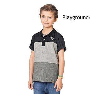 Camisa polo Playground