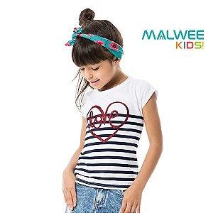 Blusa Malwee