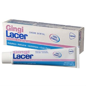 Creme dental Gingilacer - 98G