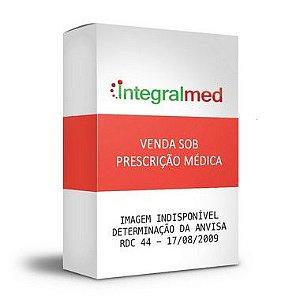 Miacalcic Injetável 100UI, caixa com 5 ampolas com 1mL de solução de uso intravenoso, subcutâneo ou intramuscular
