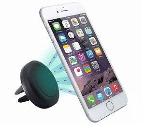 Suporte Magnético Veicular De Celular Smartphone Gps Uber