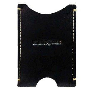 Porta Cartão Pocket Card - Black