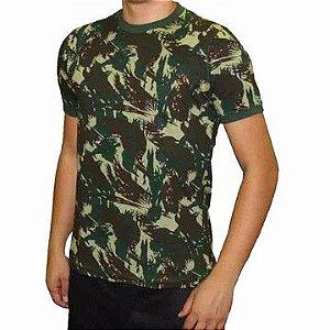 Camiseta Camuflada Camisa Airsoft Paintball