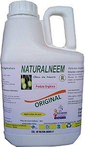 Óleo de Neem Nim Puro Naturalneem uso Animal e Agrícola 5 Litros