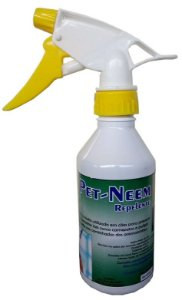 Pet - Neem - C/ Citronela Repelente Neem Pronto Uso  250 ml