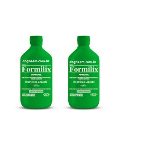 02 - Formilix 500 ml Spray - Original Fim das formigas