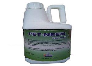 PET NEEM - Repelente Neem Pronto Uso  Com Óleo de Neem e Citronela 5 LITROS