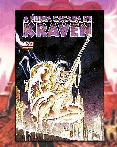 A Última Caçada de Kraven - Marvel Comics