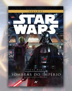Livro Star Wars - Sombras Do Império